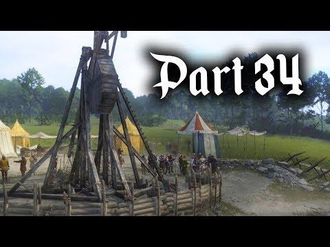 Kingdom Come Deliverance Gameplay Walkthrough Part 34 - COLD STEEL, HOT BLOOD