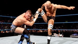 Tyson Kidd vs. Antonio Cesaro: SmackDown - April 27, 2012
