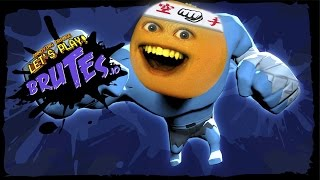 Annoying Orange Plays - BRUTES.IO: Punching Butts!