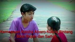 Video Mesranya Kiesha Alvaro-Nabila Bintang Bikin Baper dan Salfok download MP3, 3GP, MP4, WEBM, AVI, FLV Juni 2018