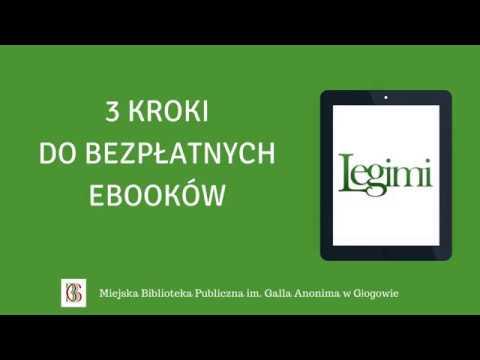 Jak Pobrać Ebooki Z Legimi?