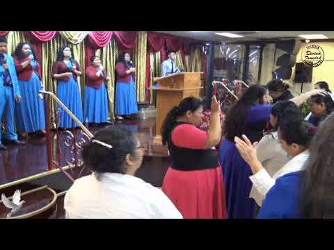 10 ANIVERSARIO IGLESIA PENTECOSTAL DIVINA TRINIDAD 03/13/20