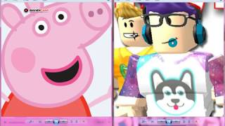 ENTERTAINMENT ONE MALK PEPPA PIG AND ALEX AND SKETCH HOLLY'S