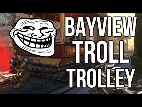 Bayview Troll Trolley - Funtage Gameplay Commentary (Ghosts Onslaught DLC)