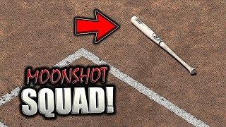 THAT BAT FLIP!! 100+ POWER TEAM! MLB THE SHOW 18 DIAMOND DYNASTY