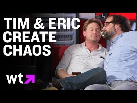 Tim & Eric's Destructive Studio Takeover | What's Trending LIVE