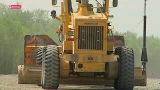 Ремонт и строительство дорог на Камчатке
