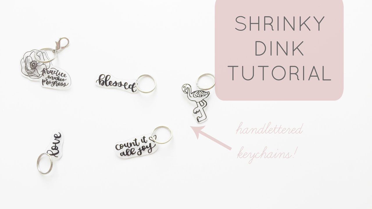 how to draw on shrinky dinks