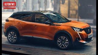 новый Peugeot 2008: просторнее, крупнее и с электрической версией