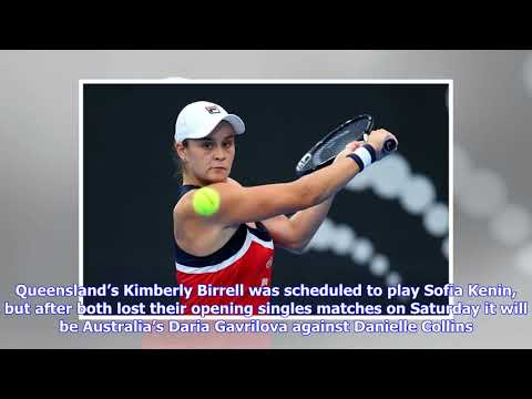 Fed Cup 2019: Ash Barty defeats Madison Keys to put Australia 2-1 up over USA Mp3