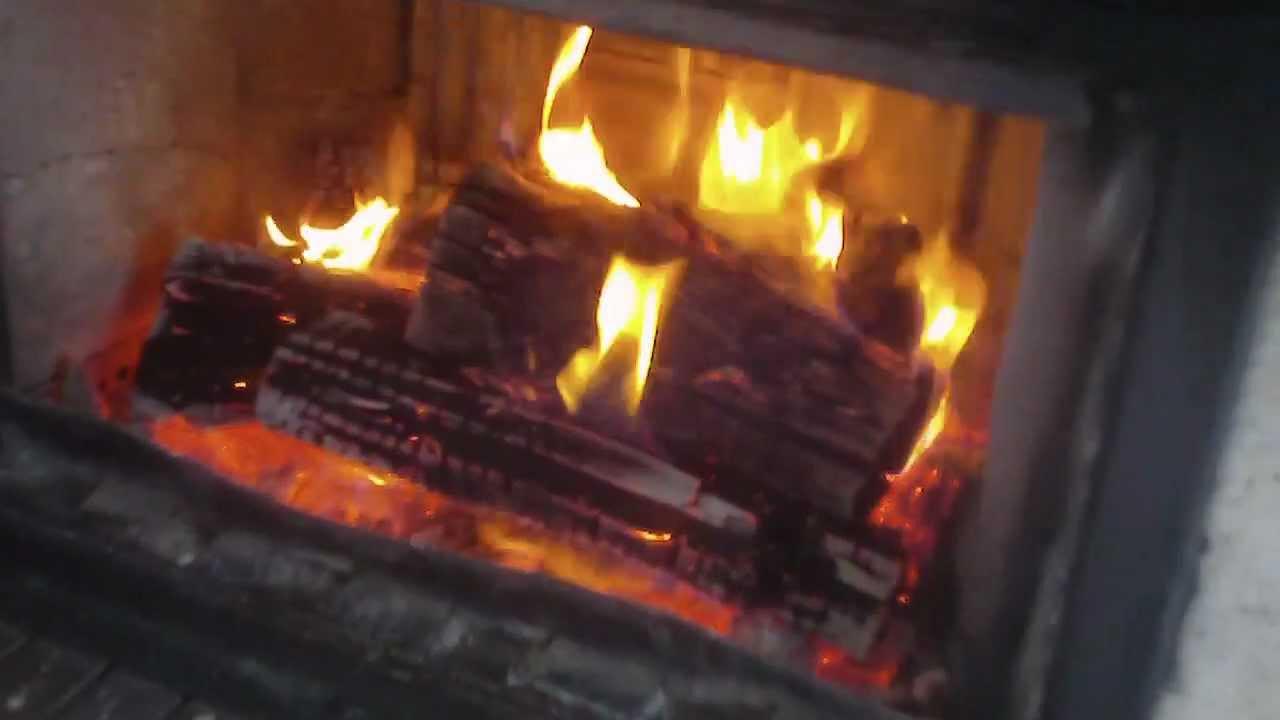 kaminfeuer von ofendavid - kamin ofen feuer flammen brennen holz ... - Kamin Gemtlich