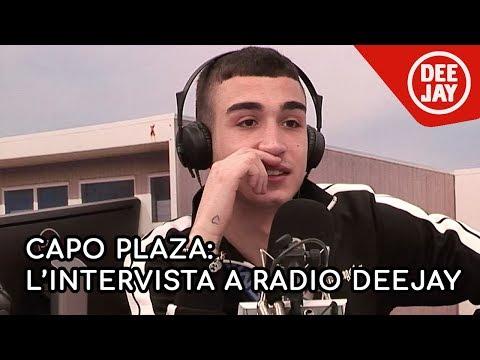 Capo Plaza ospite a Radio Deejay