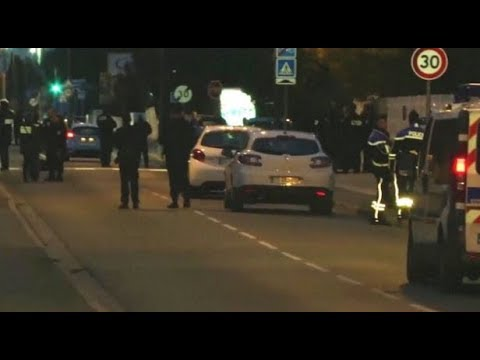 3 Injured in France Car Attack - LIVE BREAKING NEWS COVERAGE 11/10/17