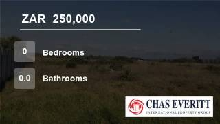 Vacant Land For Sale In Windsor Park, Despatch 6220, South Africa For Zar 250,000...