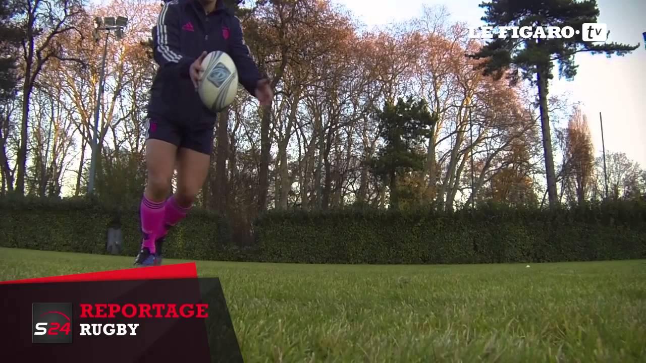 Rencontre rugbyman