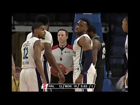 NBL Canada Playoffs: Halifax Hurricanes vs Island Storm - 18 April 2018