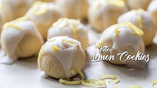 How to Make Keto Lemon Cookies The EASY WAY!