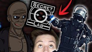 SCP-106 ŁAZARZ ODESŁAŁ MI MTF'A Z KARTĄ DO UCIECZKI  w SCP: Secret Laboratory