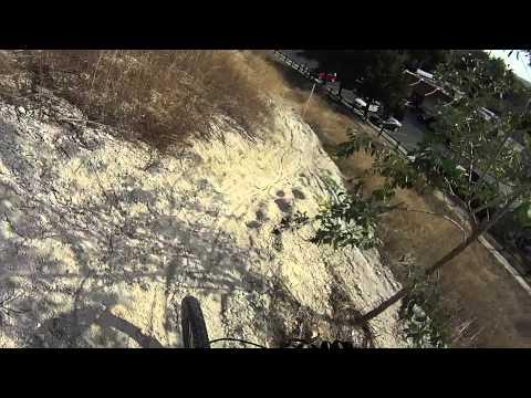 soft dirt small trail rowland height near mcdonalds MOUNTAIN BIKING
