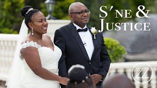 Summer Place Wedding in Sandton - S'ne & Justice - Zara Zoo Wedding Videos