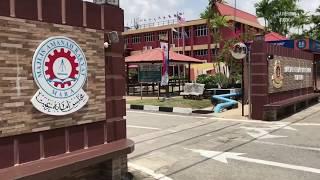 MRSM KUANTAN : SPM RESULTS 2018 - SUASANA MAJLIS PENYERAHAN SLIP KEPUTUSAN PEPERIKSAAN SPM 2018
