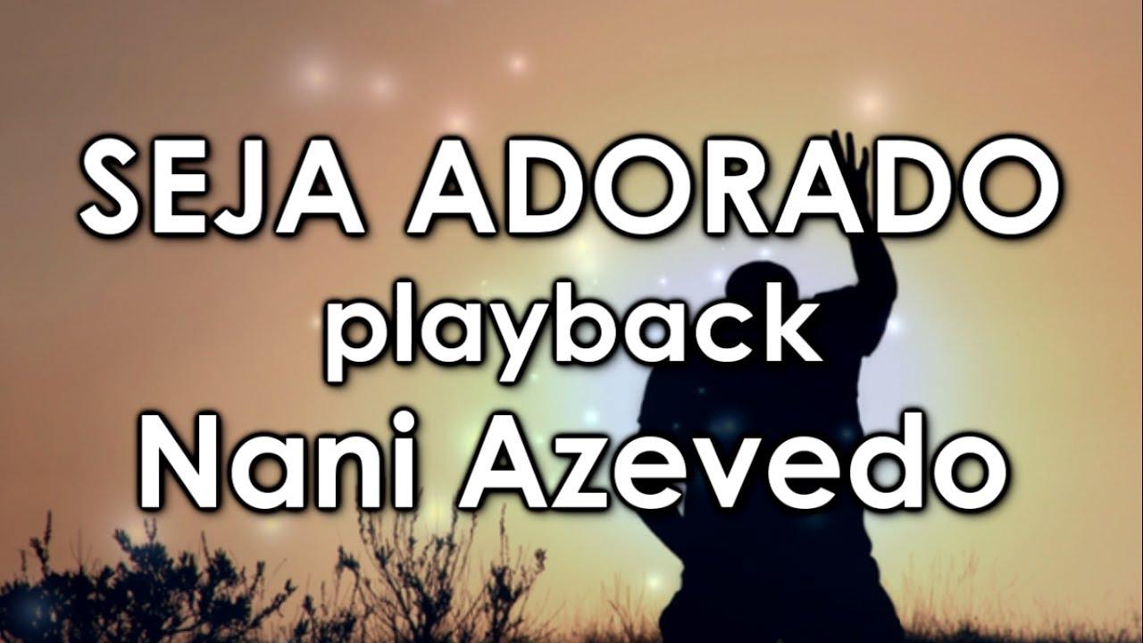 seja adorado playback