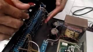 POWER AMPLIFIER AUDIO 400W DENGAN 4 INPUT MIKROPON
