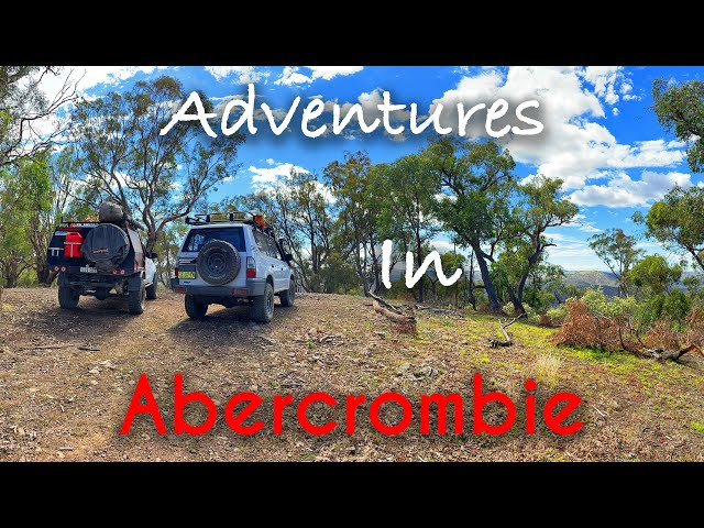 A 4x4 Overlanding And Camping Adventure - Touring The Abercrombie River National Park