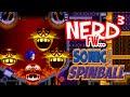 Video Nerd   FW   Sonic Spinball 3GP MP4 HD