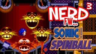 Nerd³ FW - Sonic Spinball