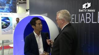 SatTV talks to Inmarsat