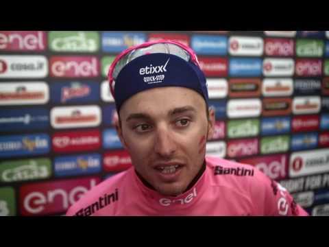 Giro d'Italia 2016: 9- Chianti Classico individual time trial - Primo? Rogli?
