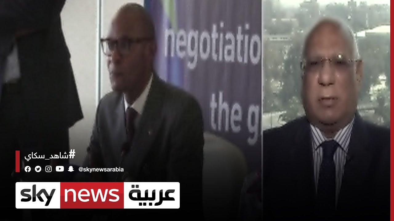 نادر نور الدين: يرفض أبي أحمد استمرار المفاوضات باعتبار ان الإتحاد الإفريقي لا يمتلك خبراء مرموقين  - نشر قبل 2 ساعة