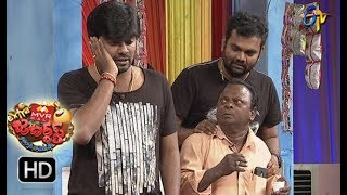 Sudigaali Sudheer Performance | Extra Jabardasth | 12th January 2018  | ETV Telugu