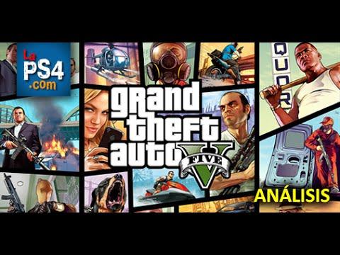 GTA 5 - Análisis (PS4)