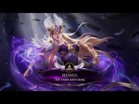 [Tâm điểm tướng] Ilumia - Nữ thần ánh sáng - Garena Liên Quân Mobile