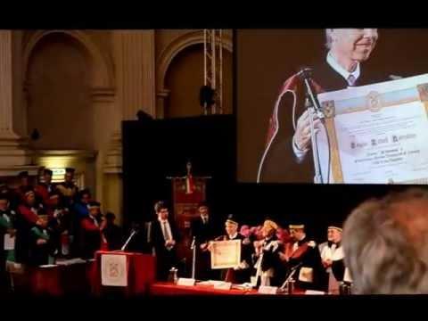 Douglas R. Hofstadter, Laurea ad honorem Alma Mater Studiorum