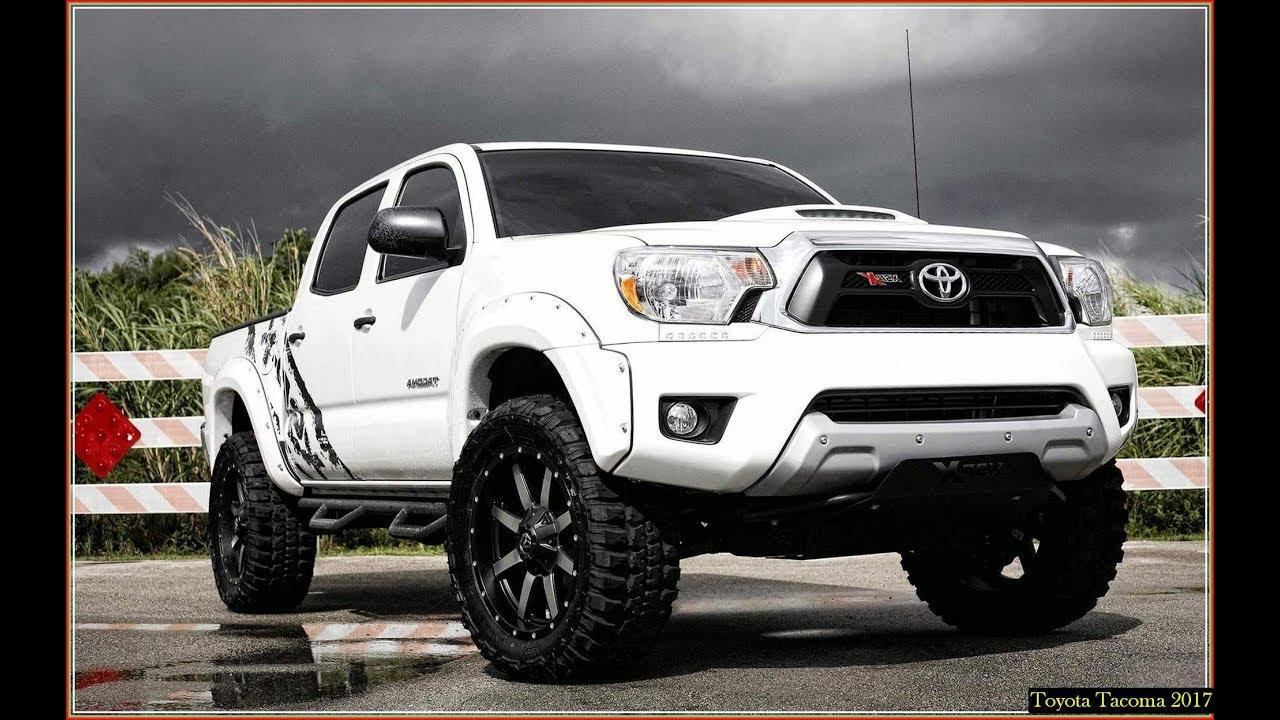 Toyota Tacoma 2017 Trd Sport Pickup Truck