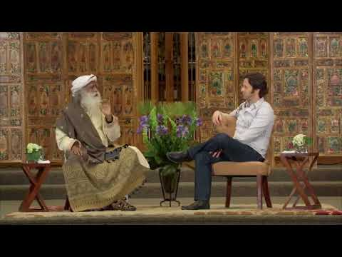Sadhguru answers What is TIME? Most Insightful answer to a scientist