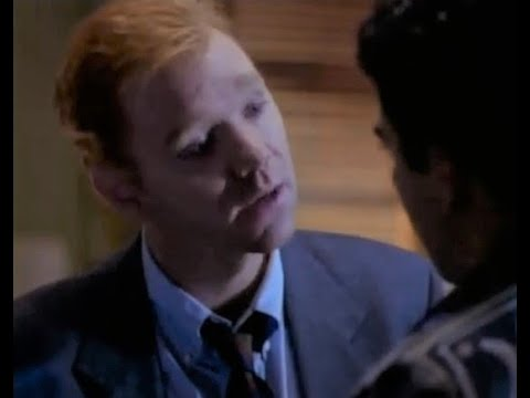 NYPD Blue David Caruso Awesome Acting!