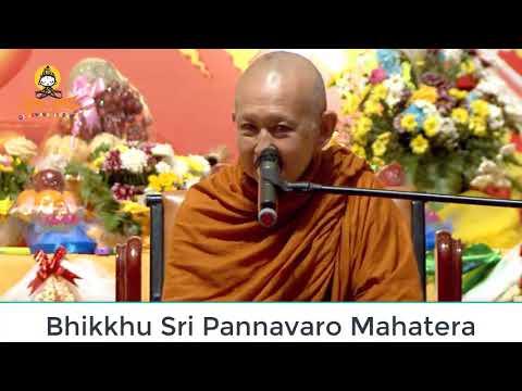 Bhikkhu Sri Pannavaro ceramah Dengan judul