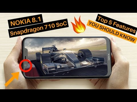 Nokia 8.1 | Top 5 Features You Should Know | Full Detail