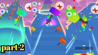 Giant Hammer Game All Level part 2  Gameplay walkthrough ( Android iOS ) screenshot 5