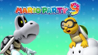 Dry Bones and Lakitu Playable in Mario Party 9