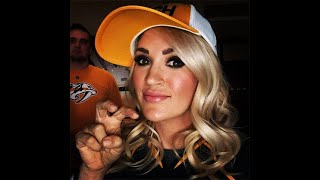 Carrie Underwood Shows Face Scars From Fall in New Close-Up Photo