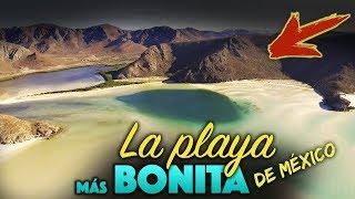 Video La playa mas bonita de México 1º Balandra (MI FAVORITA) download MP3, 3GP, MP4, WEBM, AVI, FLV April 2018