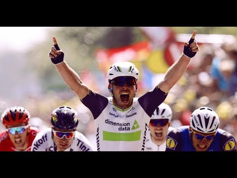 Mark Cavendish - All 30 victories in Tour de France (2008 - 2016)
