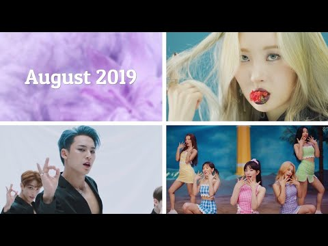 |top-100|-melon-monthly-chart---august-2019