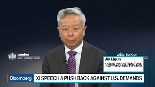 AIIB Feels No Impact So Far From U.S.-China Trade Tensions: Jin