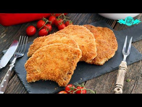 Crunchy Breaded Pork Chop | Foxy Folksy